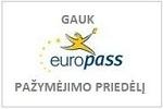 Europass pažymėjimo priedėlis